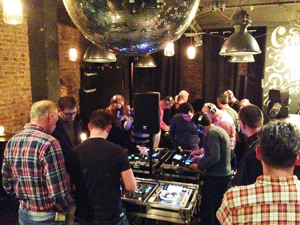 DJ workshop utrecht en amsterdam