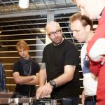 DJ workshop op school